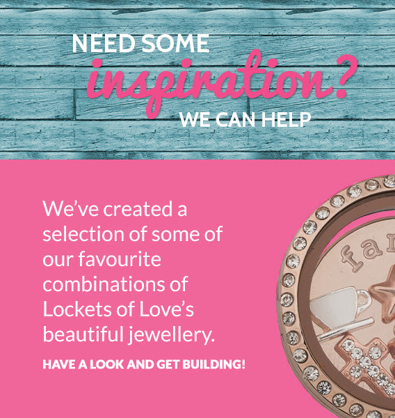 Lockets of Love Inspiration - Lauryn James