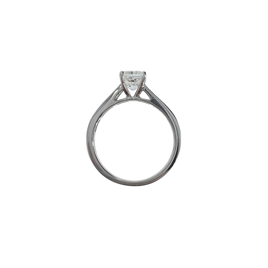 1.20ct Radiant Cut Solitaire Ring