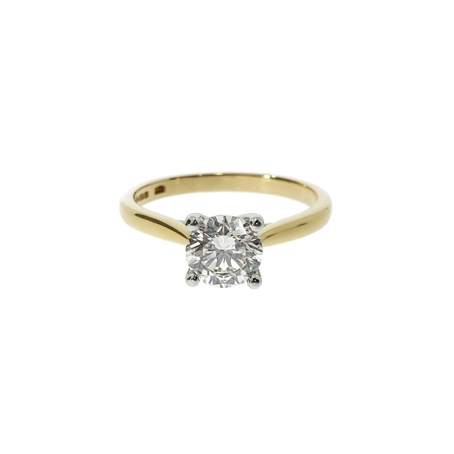 1.01ct Diamond Solitaire Ring