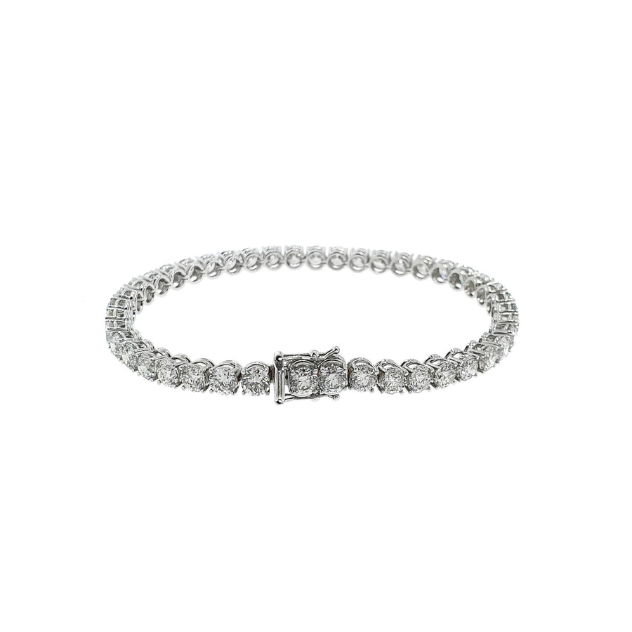 13.27ct Diamond Tennis Bracelet