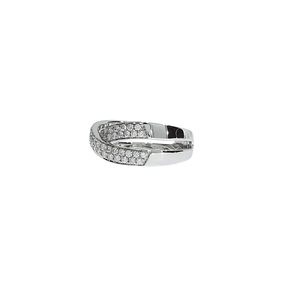 0.78ct Diamond Dress Ring