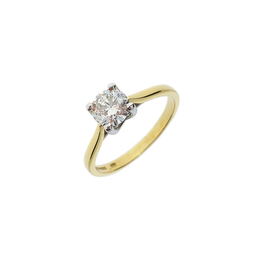 0.70ct Diamond Solitaire Ring