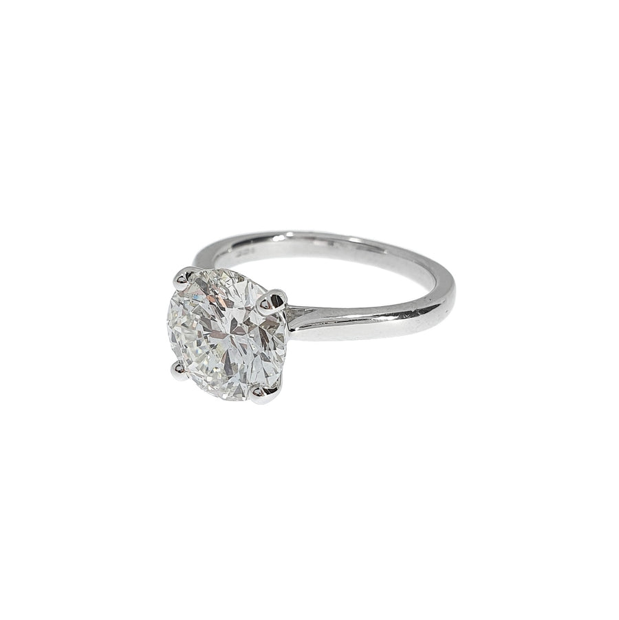 3.02ct Diamond Solitaire Ring