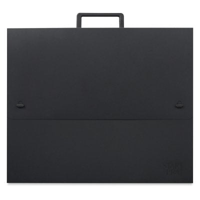 Prat Start 0 Essential Portfolio, Sturdy Lightweight Weather-Resistant Cover, For Transport And Presentation, 20 X 26 X 2.5 Inches, Black (S0-1261)