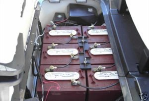 Golf Cart Battery Repair Refurbish Kit