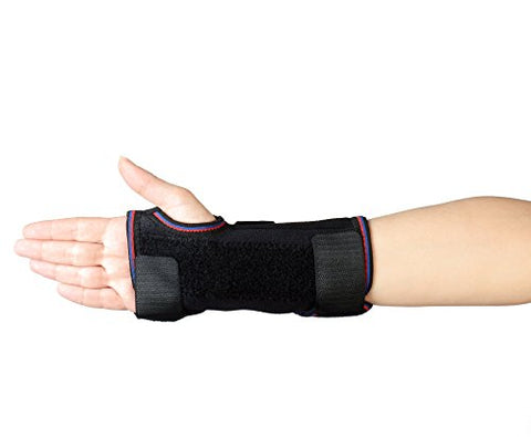 Neoprene Wrist Brace & Support By Soles  Breathable Neoprene, Extreme Comfort  One Size Fits All  Fits Both Wrists  Soft, Flexible, Comfortable  Reduces Pain And Prevents Injuries