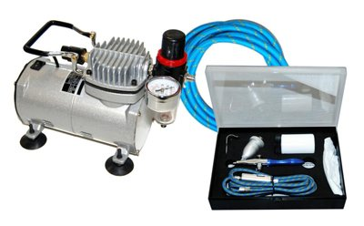 Master Airbrush Model G78 Etching Airbrush System With Airbrush-Depot Tc-20 T...