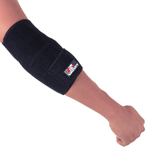 Nonzero Gravity Adjustable Breathable Neoprene Elbow Support - One Size Fits All