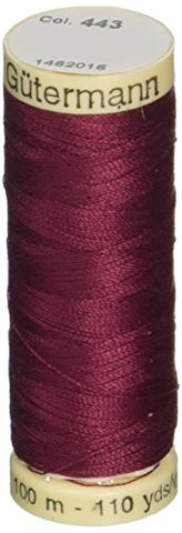 Sew-All Thread 110 Yards-Garnet