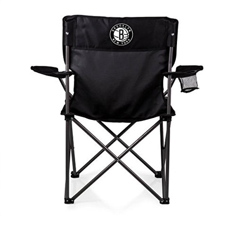 Nba Brooklyn Nets 'Ptz' Portable Folding Camp Chair