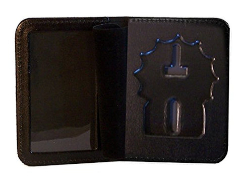 Nypd Detective Badge And Id Case