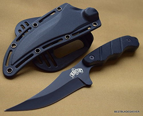 New Arrival! Master Usa Fixed Blade Hunting Skinning Knife With Nylon Fiber Hard Sheath