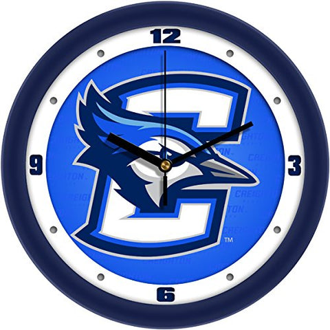 Ncaa Creighton University Bluejays Wall Clock, One Size