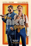 The Nice Guys Movie Poster 11 X 17 Style B Unframed