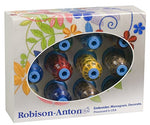 Robison-Anton Polyester Embroidery Top 12 Colors Thread (Set Of 12)
