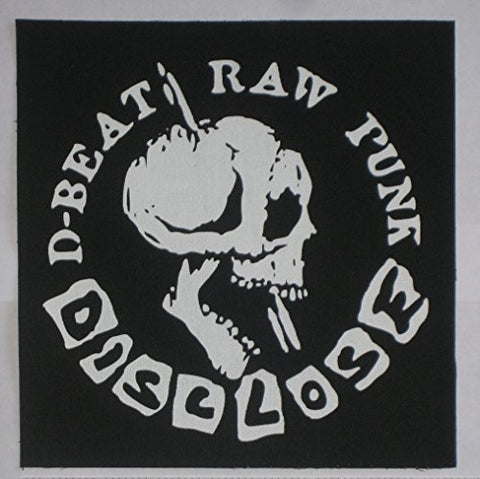 Disclose Back Patch