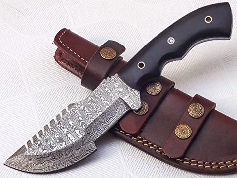 Tr-1166, Custom Handmade Tracker Knife - Special Promotional Price