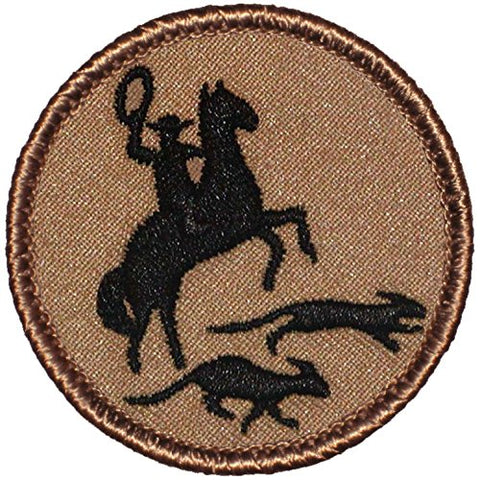 Cat Herders Patrol Patch - 2  Round!