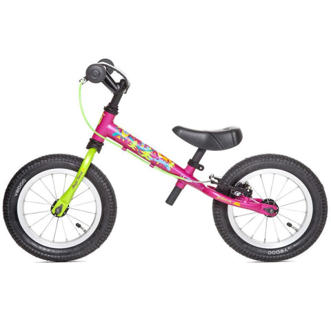 "Yedoo Tootoo 12"" Balance Bike By Age 2-5 (Magic Forest)"