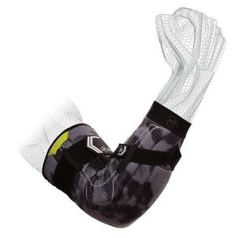 Donjoy Performance Bionic Elbow Brace  Maximum Hinged Support For Elbow Hyperextension, Ucl, Tommy John Ligament Injury, Dislocated Elbow For Football, Lacrosse, Rugby, Basketball