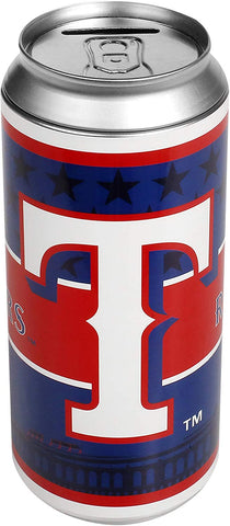 Texas Rangers Thematic Soda Can Bank