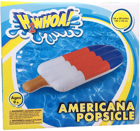 Inflatable Ice Cream Cone Pool Float (Ice Cream)