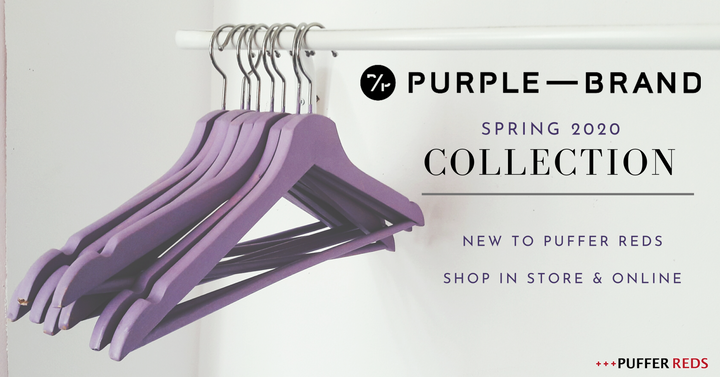 PURPLE BRAND Collection Reveal