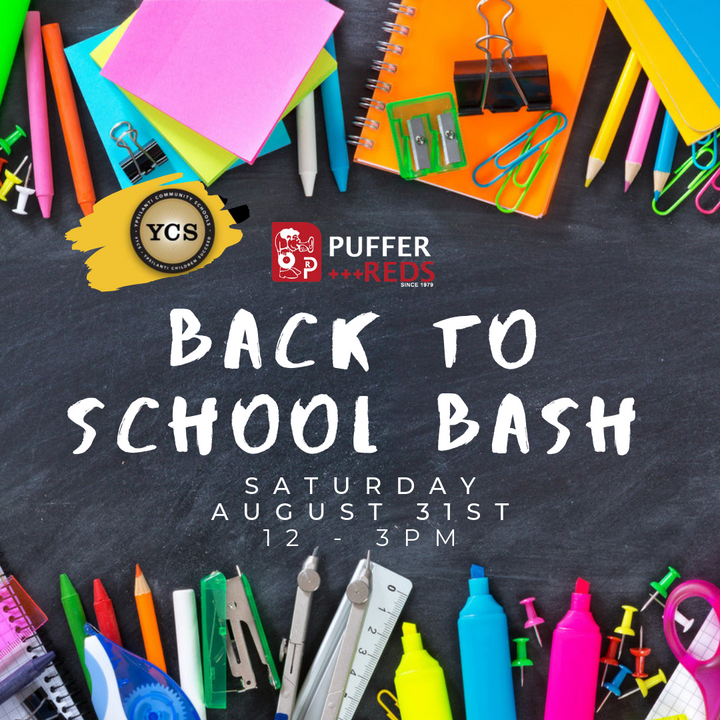 2019 YCS Back to School Bash