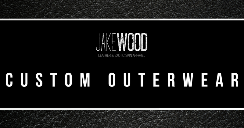 JakeWood Custom Luxury Coats