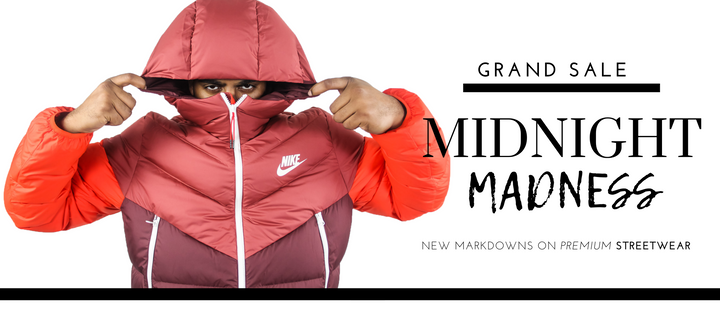 The Midnight Madness Grand Sale