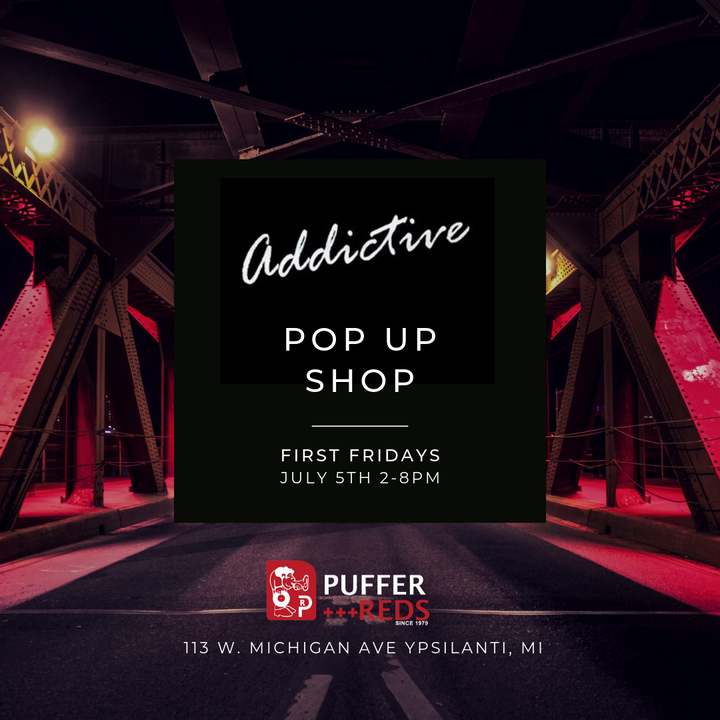 First Friday in July: Addictive Collection Reveal