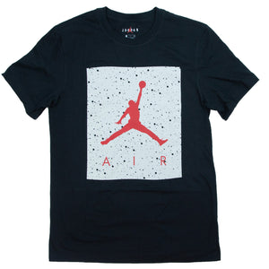 Air Jordan Poolside Black/Grey T-Shirt