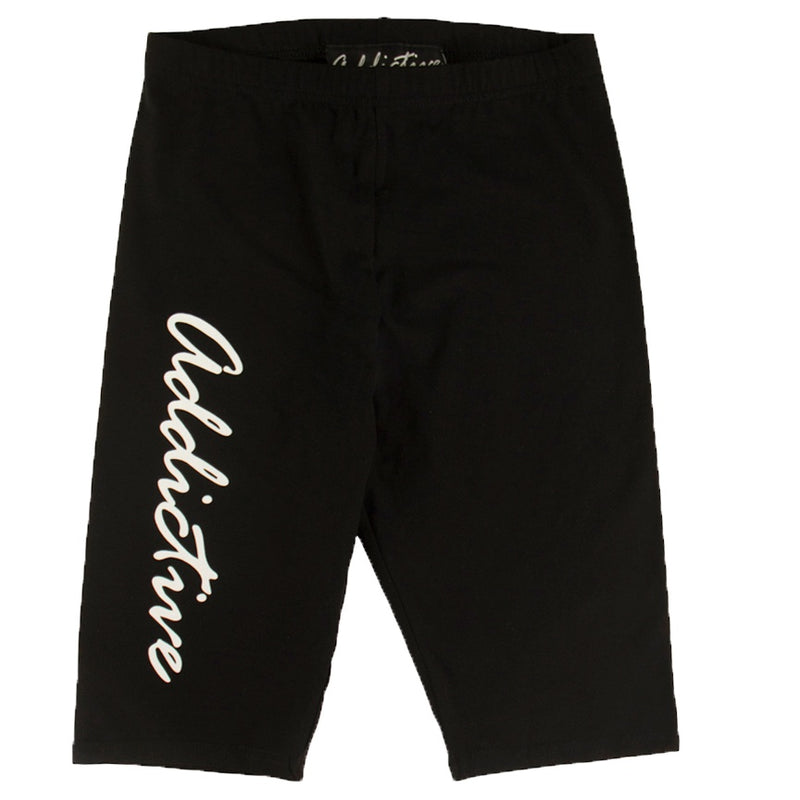 Addictive Biker Shorts Black