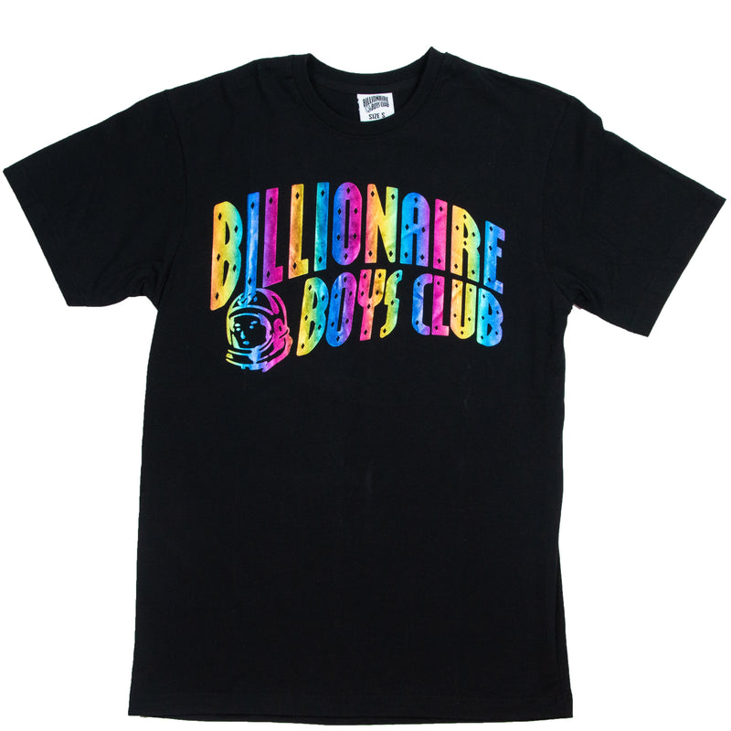 Billionaire Boys Club Black Foil Arch T-Shirt
