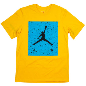 Air Jordan Orange Poolside T-Shirt