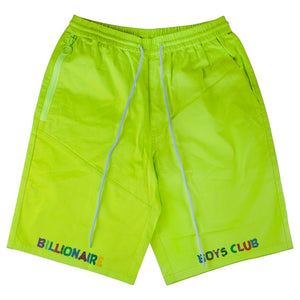Billionaire Boys Club Green Smiles Shorts