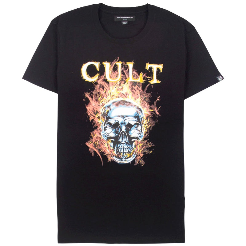 Cult Of Individuality 'Bridges I Burn' T-Shirt