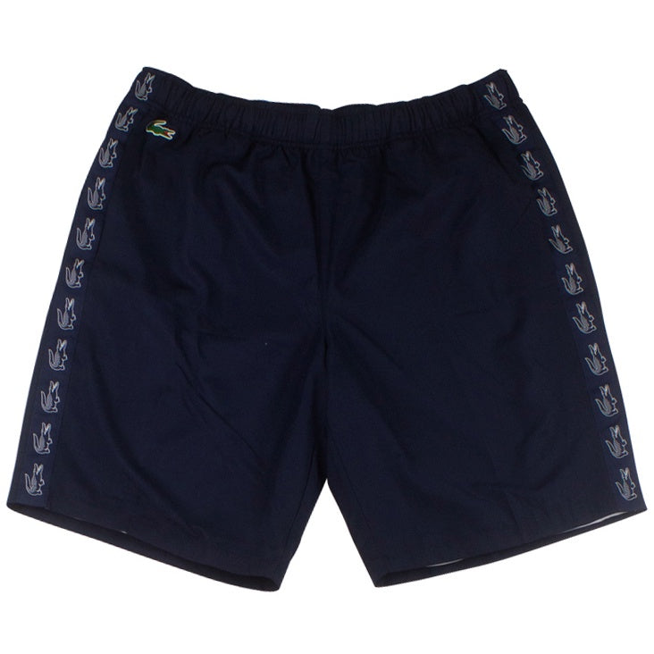 Lacoste Sport Navy Lightweight Tennis Shorts