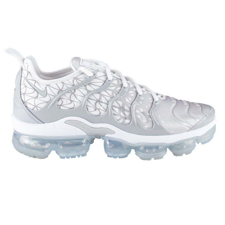 Nike Air Vapormax Plus Silver White