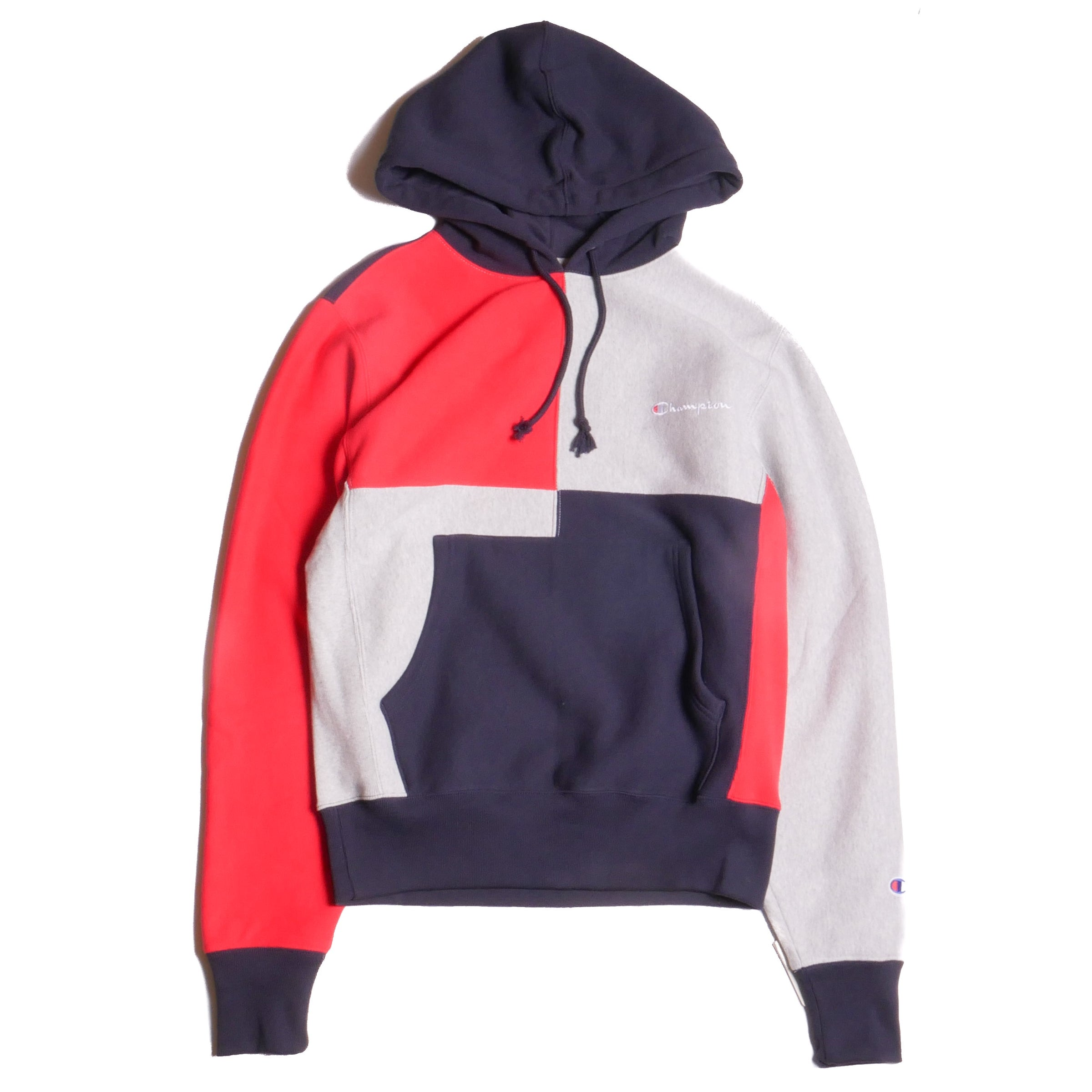 sports shoes 55294 308a8 Champion Colorblock Hoodie