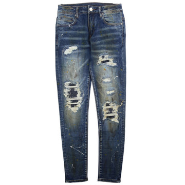 Embellish Kane Rip & Repair Jeans