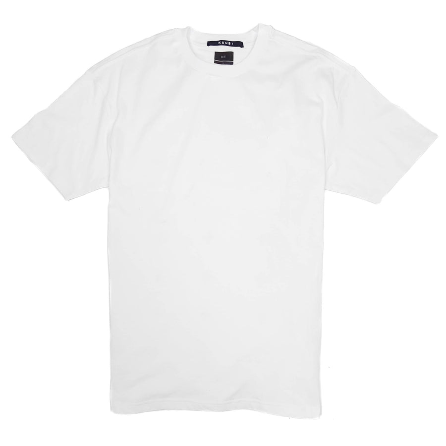 Ksubi Insurgent Biggie White T-Shirt