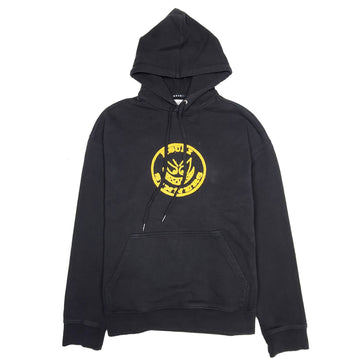 Ksubi Enemy True Black Hoodie
