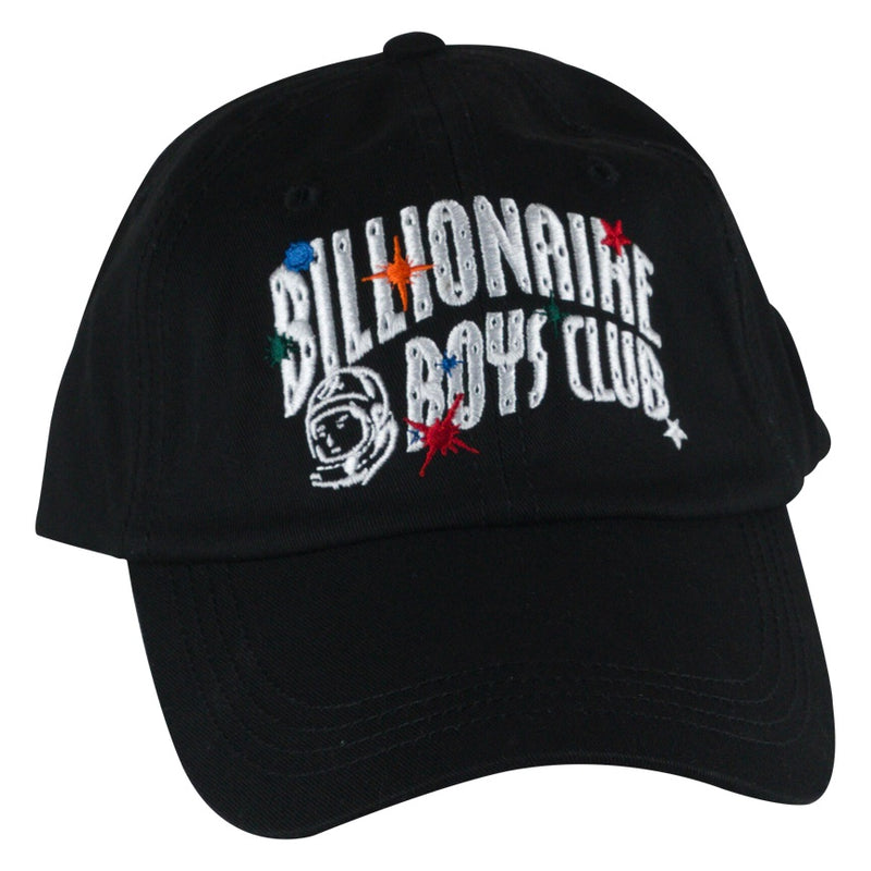 Billionaire Boys Club Black Stars Dad Cap