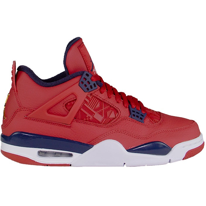 Air Jordan 4 Retro Fiba Gym Red