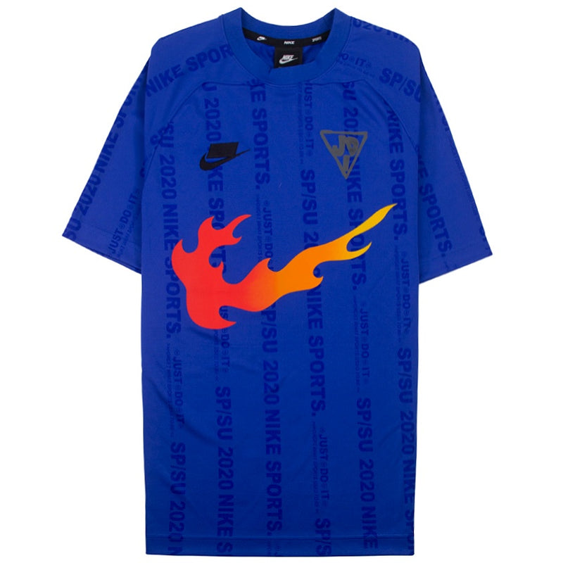 Nike Sportswear NSW Blue T-Shirt