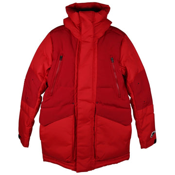 Nike Sportswear Down-Fill Red Repel Parka