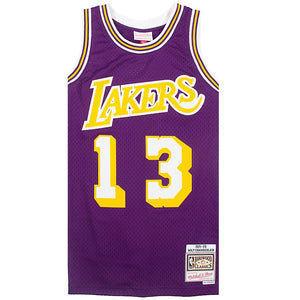 Mitchell & Ness NBA Swingman Jersey 1971-72 Los Angeles Lakers Wilt Chamberlain