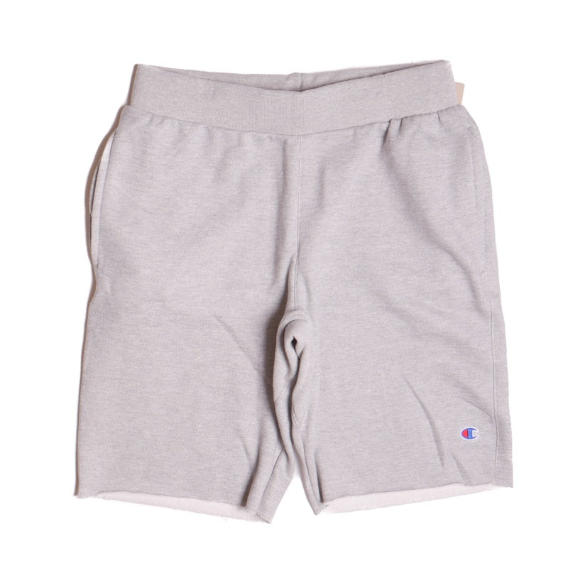Champion Reverse Weave Grey Cut-Off Short