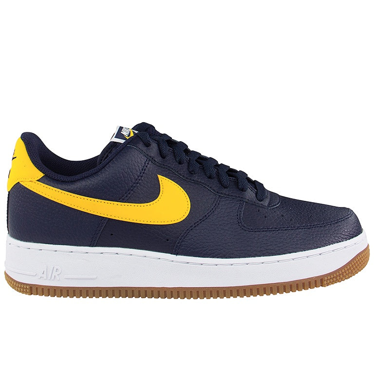 Nike Air Force 1 '07 'Michigan'